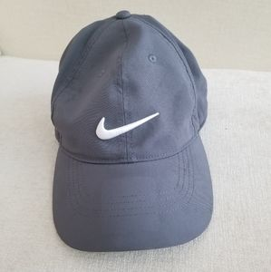 Nike Grey Hat Legacy 91 Dri Fit Adjustable Size Un
